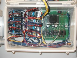 Actuator Board with power relays